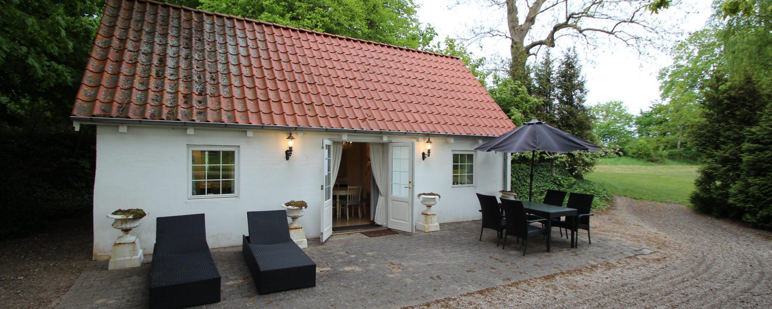 Sommerhus Hvedholm